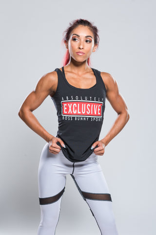Exclusive Jersey Tank Top - Boss Bunny Sportswear