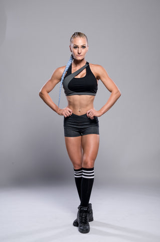 Superior Fit Sports Bra - Boss Bunny Sportswear