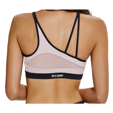 Two-Tone Wireless Sports Bra - Boss Bunny Sportswear
