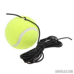 High Elasticity Rubber Woolen Tennis Ball