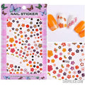 Nail Art Stickers-Nail Art Stickers-Shopolica-F096-Shopolica