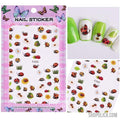 Nail Art Stickers-Nail Art Stickers-Shopolica-F203-Shopolica