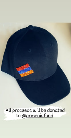 Armenian Flag Cap