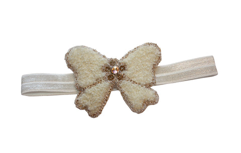 Butterfly Headband - Chic Crystals
