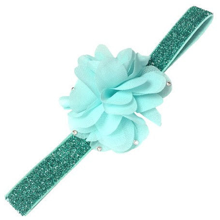 Glitter Headband - Chic Crystals