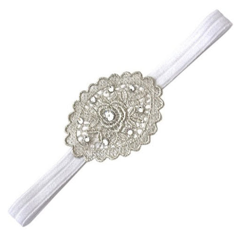 Karla Headband - Chic Crystals