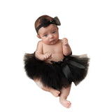 Black Tutu Set - Chic Crystals