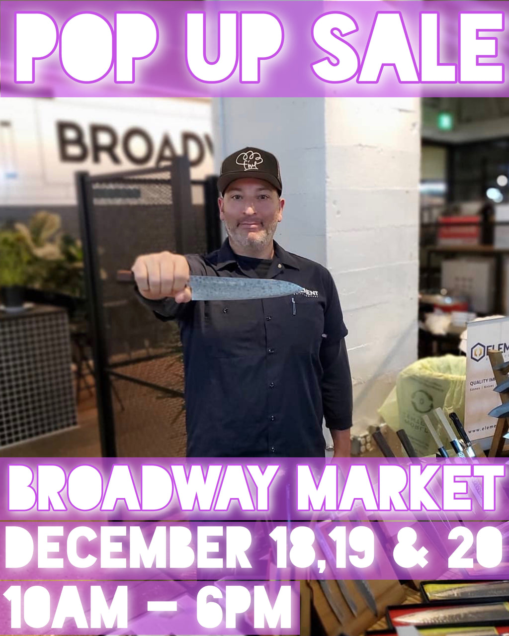 Pop up sale - The Broadway Market Denver