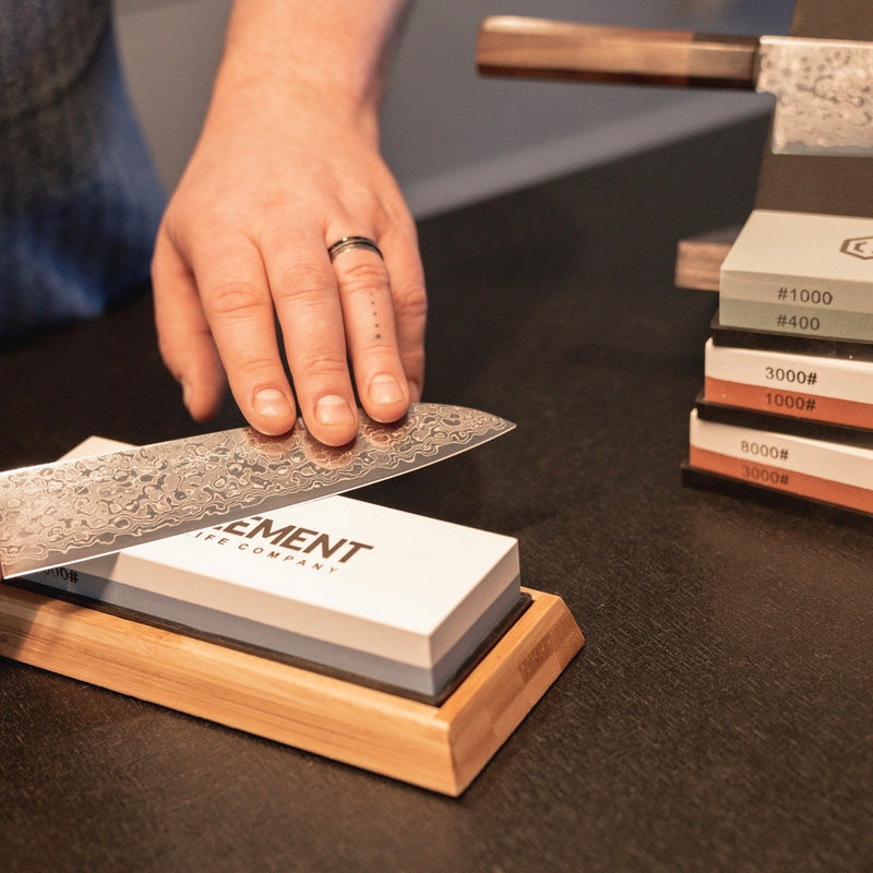 Combination Ceramic Water Sharpening Stone