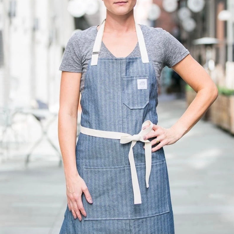 Union stitch Shop apron