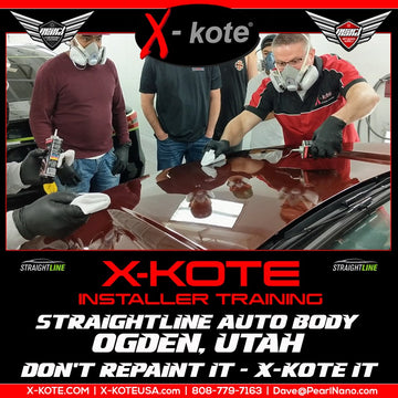 X-Kote Training August 23rd & 24th in Ogden, Utah!