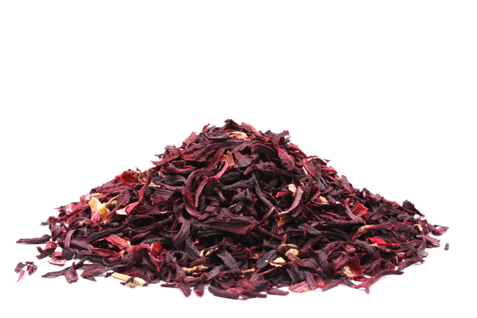 Hibiscus Flower Cut & Sift - 1 pound