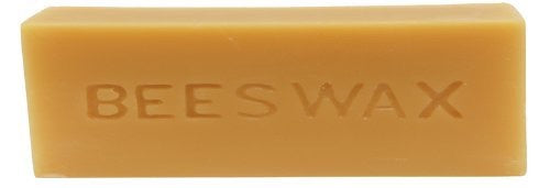 1LB Raw Yellow Beeswax (unbleached)