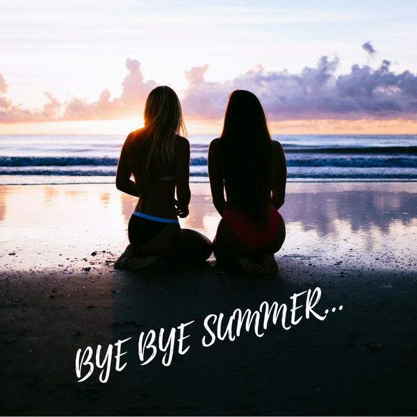 Summer is over – Who cares? Get a sunless tan.