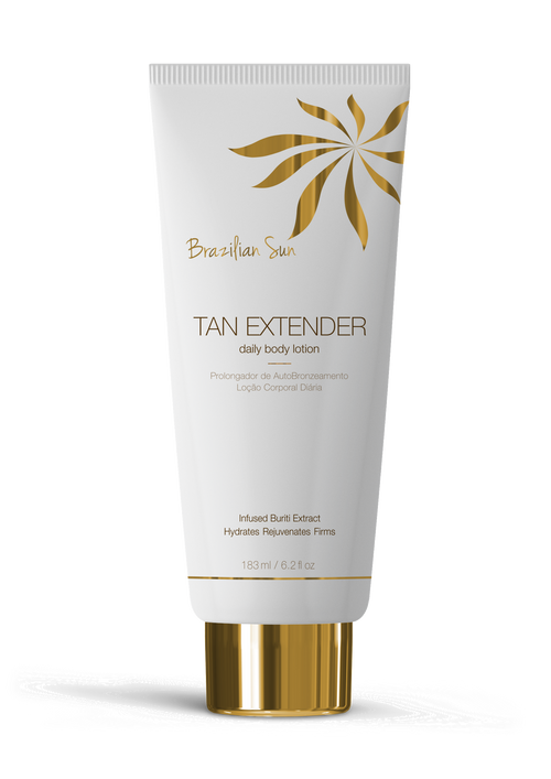 TAN EXTENDER GRADUAL BODY LOTION - LIGHT/MEDIUM 6.2oz