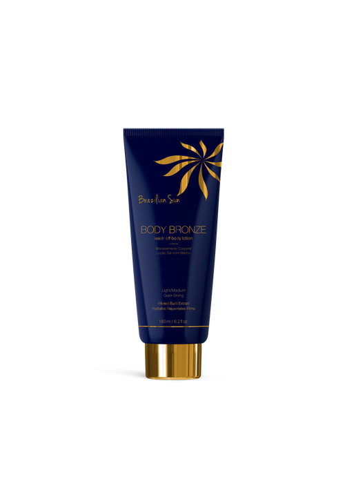 BODY BRONZE LUMINOUS LOTION  - LIGHT/ MEDIUM.  Wholesale Lounge