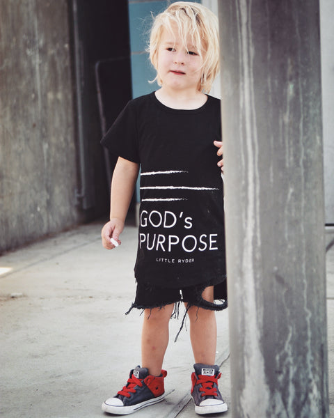 Gods Purpose Tee