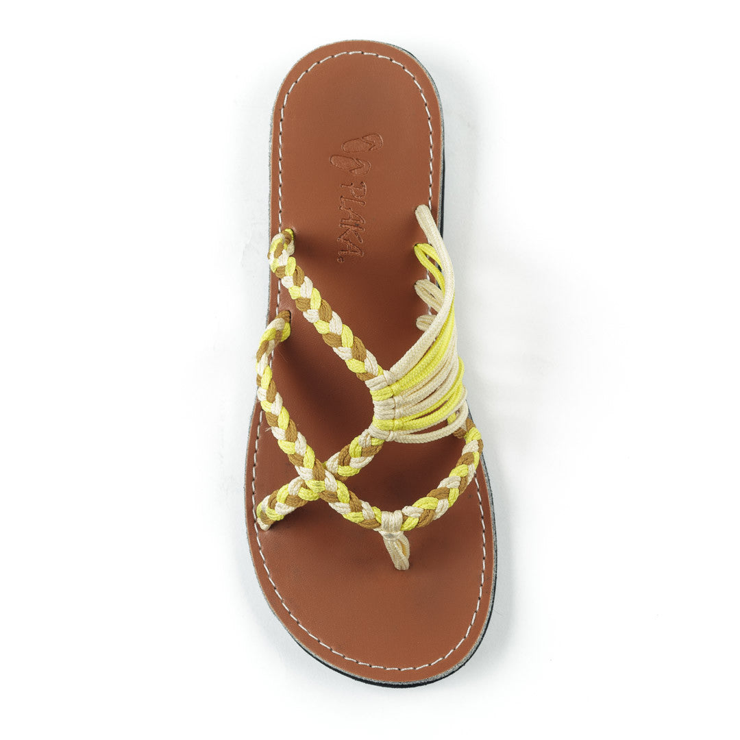 Oceanside Beach Flip Flops for Women | Tawny