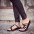 Relief Flip Flops for Women with Arch Support | Classic Black