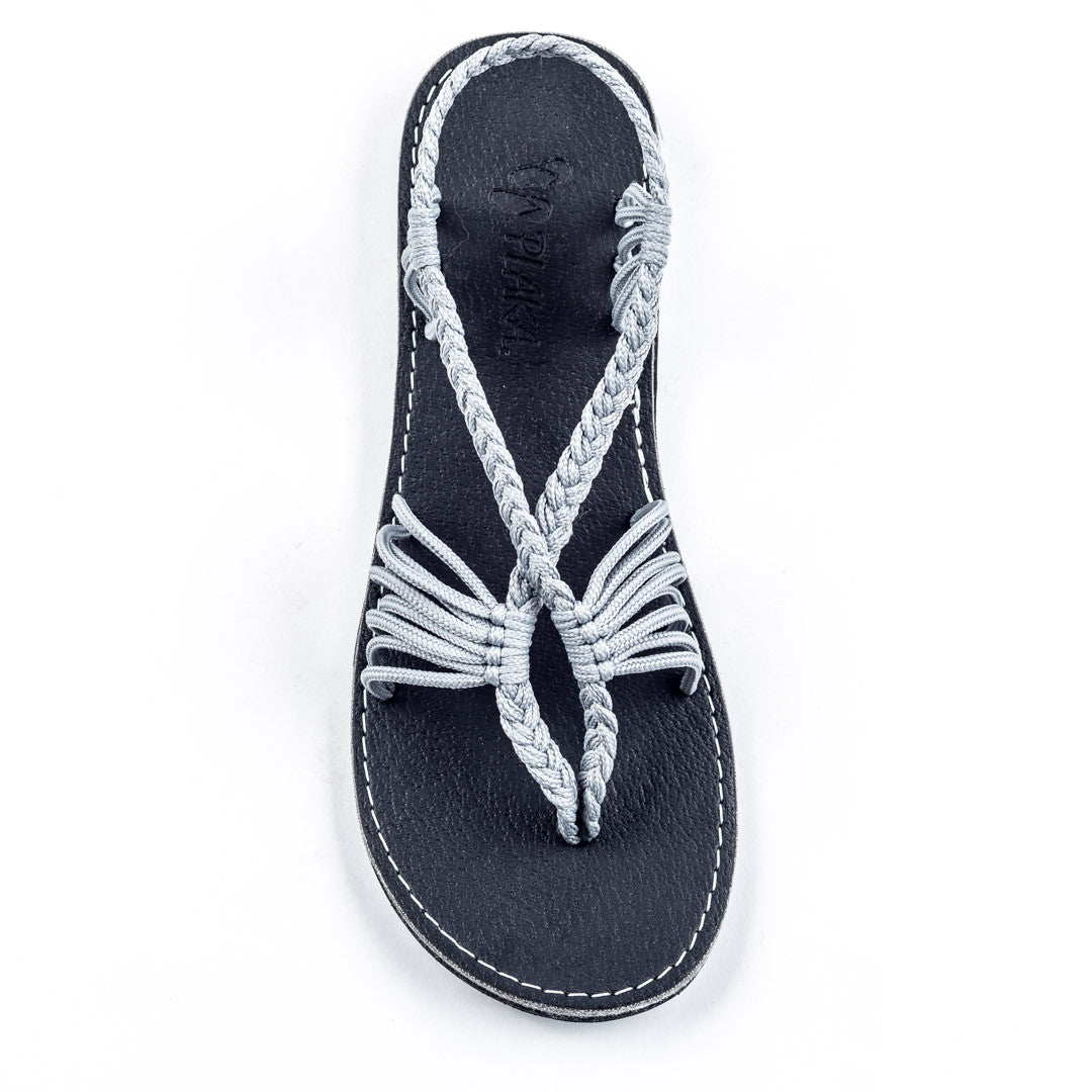 Seashell Summer Sandals for Women | Urban Gray