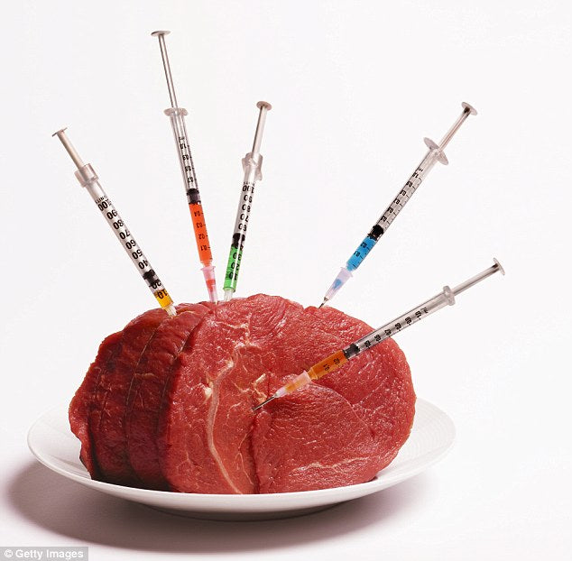 How Much Are Antibiotics Used in Your Meat?