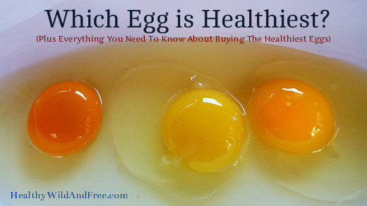 Which Egg Do You Think Came From An Actually Healthy Chicken?