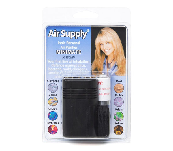 Air Supply - Personal Ionic Air Purifier