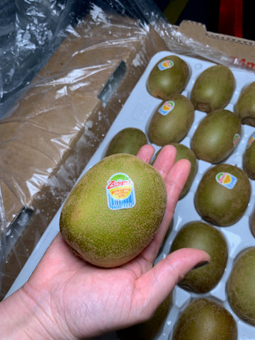 New Zealand Zespri Golden Kiwi Fruit (JUMBO) 新西蘭Zespri奇異果 (3pcs)
