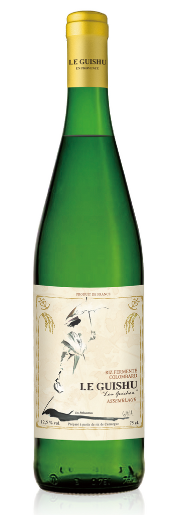 Le Guishu Assemblage - First French Rice Wine in the World