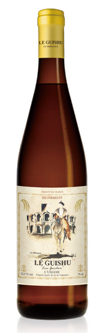 Le Guishu Umami - First French Rice Wine in the World
