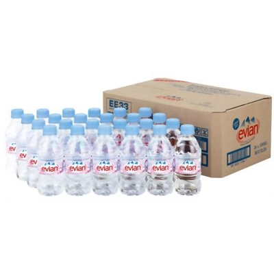 Evian Water, Easychef, Mineral Water