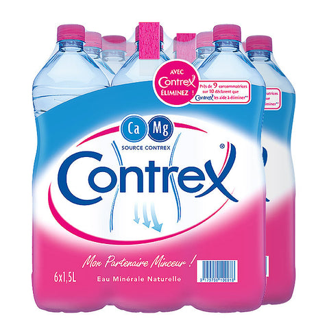 Contrex, Easychef, Mineral Water, Contrex Water