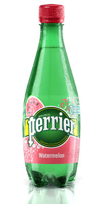 Perrier (Water Melon Sparkling Mineral Water 500ml x 24 Pets)