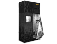 For sustainable or indoor organic gardens the Gorilla Grow Tent 2x4 is the best indoor grow tent for growing indoors as either a soil grow tent or a hydroponic grow tent.