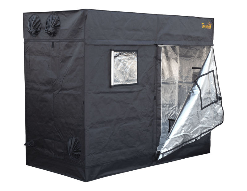 Budget-conscious growers like the Gorilla Grow Tent 4'x8' LITE LINE tents for larger indoor soil or hydroponic tent systems with indoor grow lights.