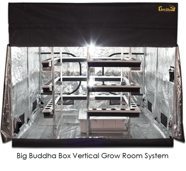 Hydroponic Vertical Grow System-Big Buddha Box