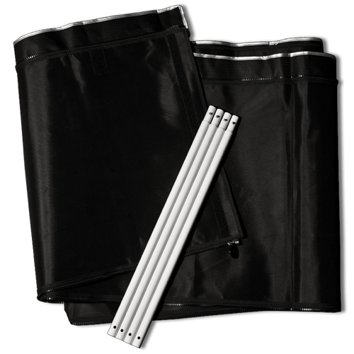 The Gorilla Grow Tent 2 ft Extension Kits are the perfect Gorilla Grow Tent accessories to make your grow room even taller, giving plants plenty of room to grow.