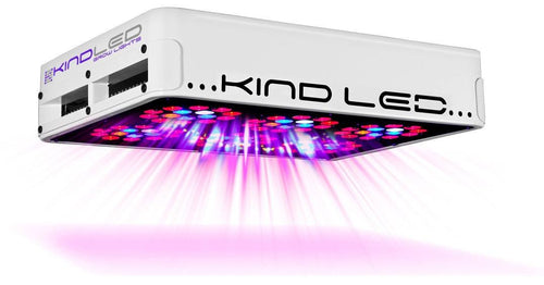 The results-oriented KIND K3 L300 LED Grow Light made by the award-winning KIND LED Grow Lights, is designed for indoor gardening in compact spaces.