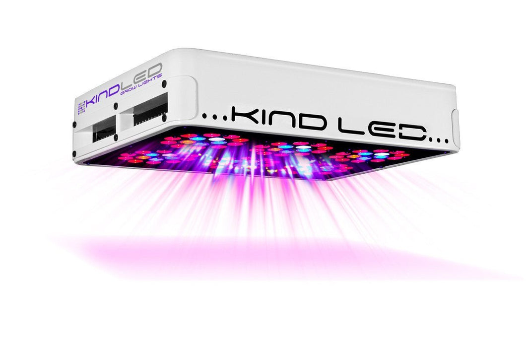 The KIND K3 L300 LED Grow Light is by KIND LED Grow Lights, the makers of the best indoor grow lights available, and can get you growing from seed to harvest in the smallest of spaces.