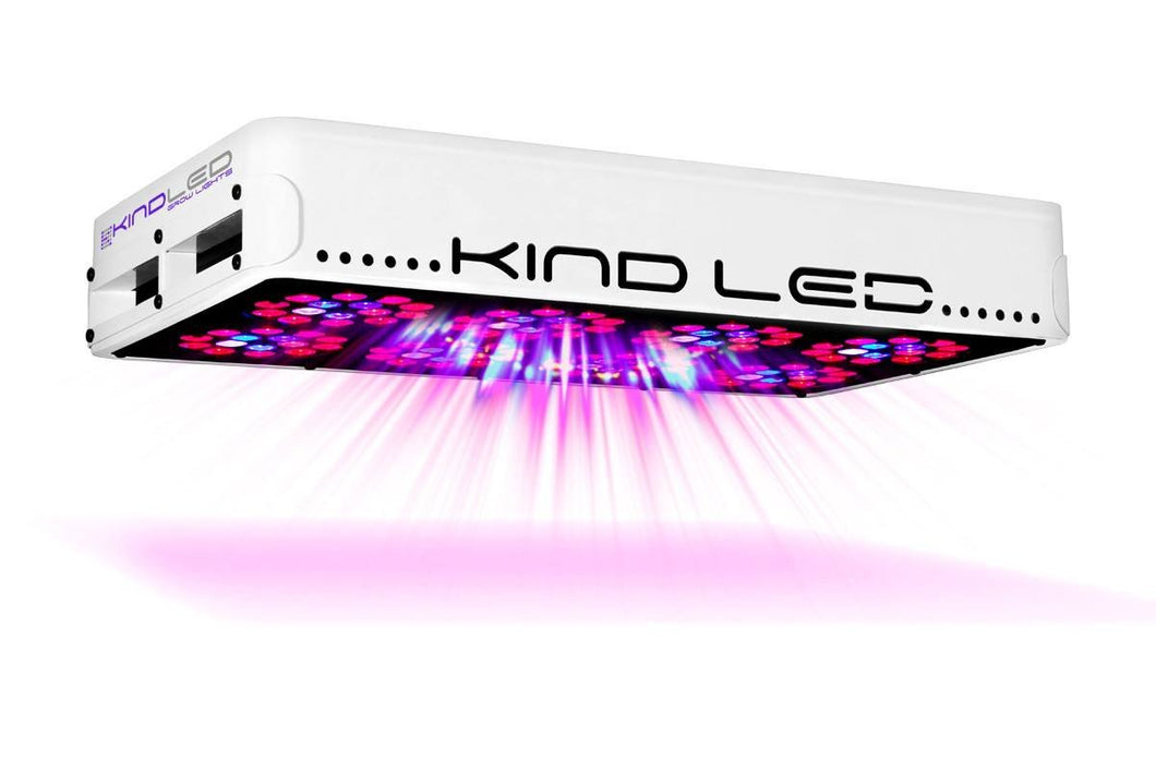 KIND LED Indoor Grow Lights are the world's best and the KIND K3 L450 LED Grow Light  in the K3 Series fits perfectly in any indoor growing space.
