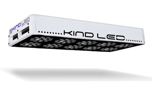 The KIND K3 L600 Vegetative Grow Light, made by KIND LED Grow Lights, features a light spectrum designed to make plants flourish during their vegetative state.