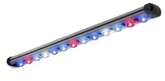 Perfect for creating lush, green vegetative growth in an indoor organic and sustainable garden, the  KIND LED Indoor Growing Supplemental Vegetative Bar Light creates additional lighting to boost growth.