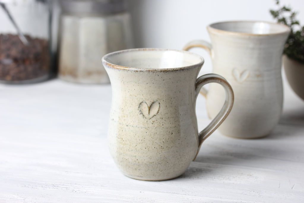 What Makes The Perfect Handmade Mug? How Big & Why Handmade?