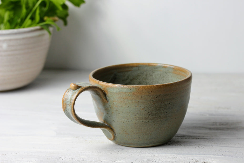 Large Cappuccino Cup