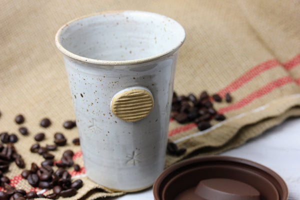 Handmade Travel Cup