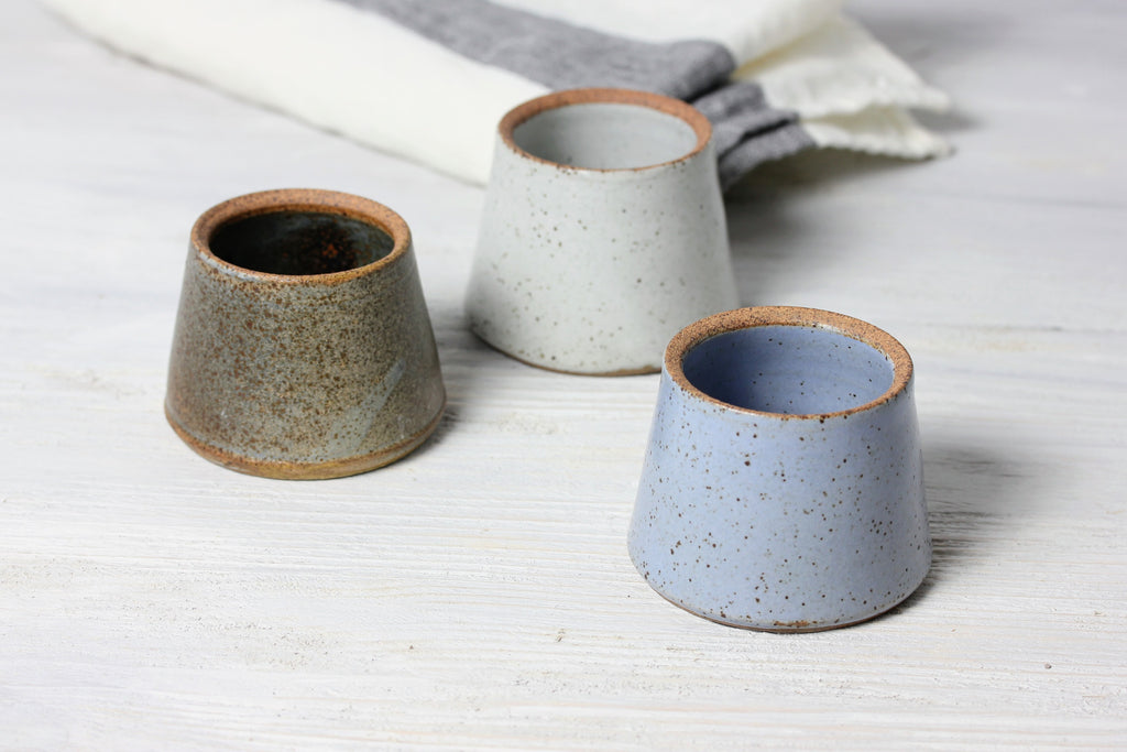 Speckled Egg Cups