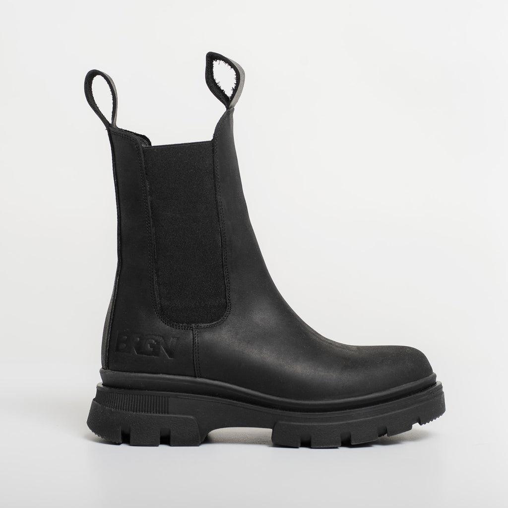 Caring For BRGN Chelsea Boots