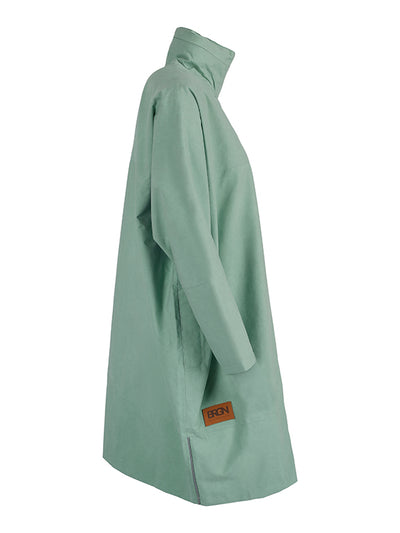 Byge Coat - Minty Breeze
