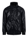 Sildre Mens Bomber Jacket - New Black