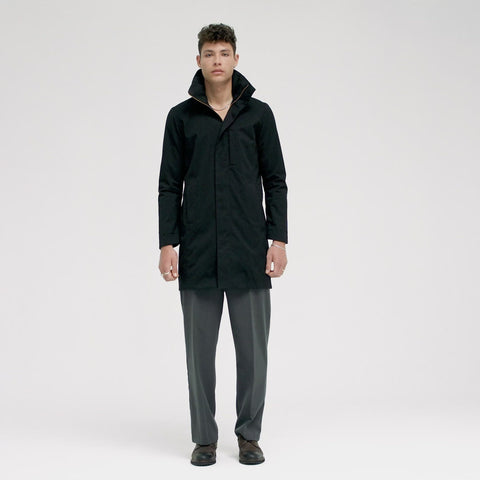 Sludd Coat - New Black